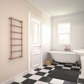 Retro Heated Towel Radiators